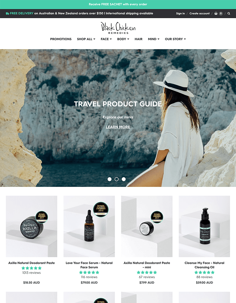 best shopify theme for conversion