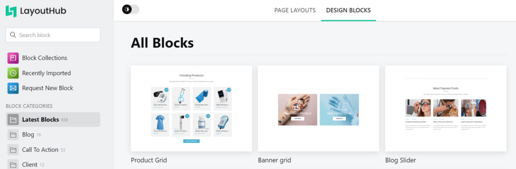 shopify page builder