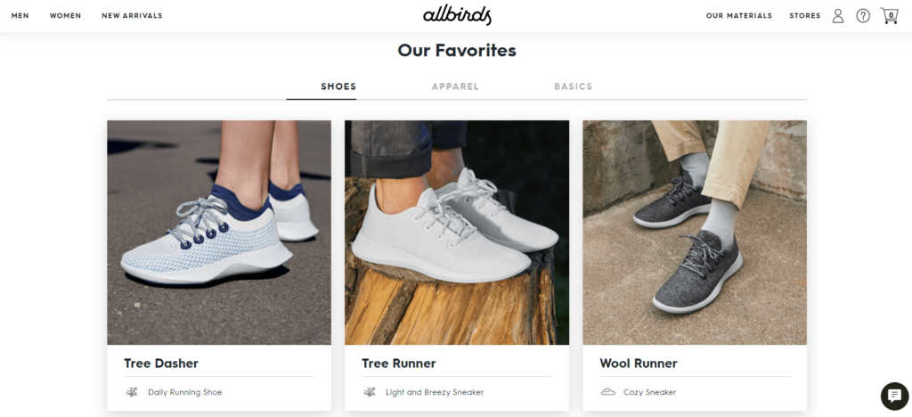 best shopify stores for clothing