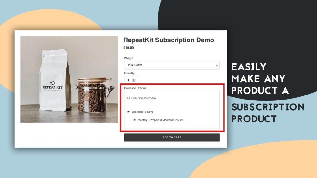 shopify app subscription