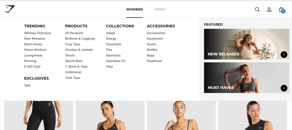 shopify collections